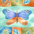 Butterfly Sky by challisandroos