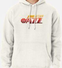 Utah Jazz Orange Hoodie