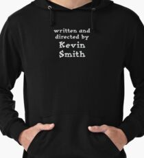 Mallrats | Written and Directed by Kevin Smith Lightweight Hoodie