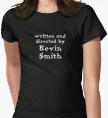 Mallrats | Written and Directed by Kevin Smith Women's Fitted T-Shirt