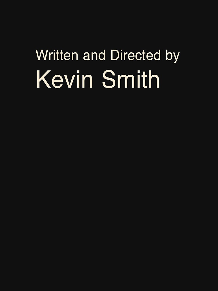 Chasing Amy | Written and Directed by Kevin Smith by directees