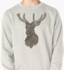 Reindeer Pullover Sweatshirt