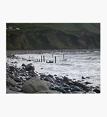 The Sea in Kerry Photographic Print