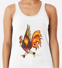 Running Rooster - El Gallo Corredor Women's Tank Top