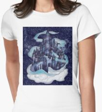 Dream Castle Women's Fitted T-Shirt