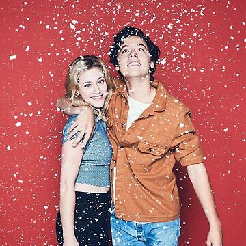 Cole Sprouse & Lili Reinhart by ArieJan
