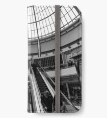 Canary Wharf Shopping iPhone Wallet/Case/Skin