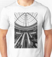 Canary Wharf Shopping Unisex T-Shirt