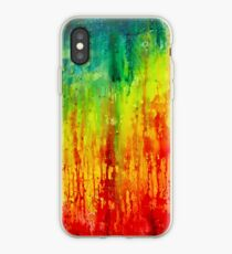 Smaug's Lair - colourful cave of the dragon iPhone Case
