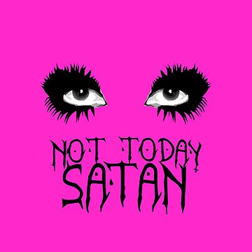 Bianca Del Rio, 'Not Today, Satan!' Drag Queen, RuPaul's Drag Race by vixxitees