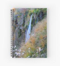 ROMANCE OF LITTLE WATERFALL Spiral Notebook