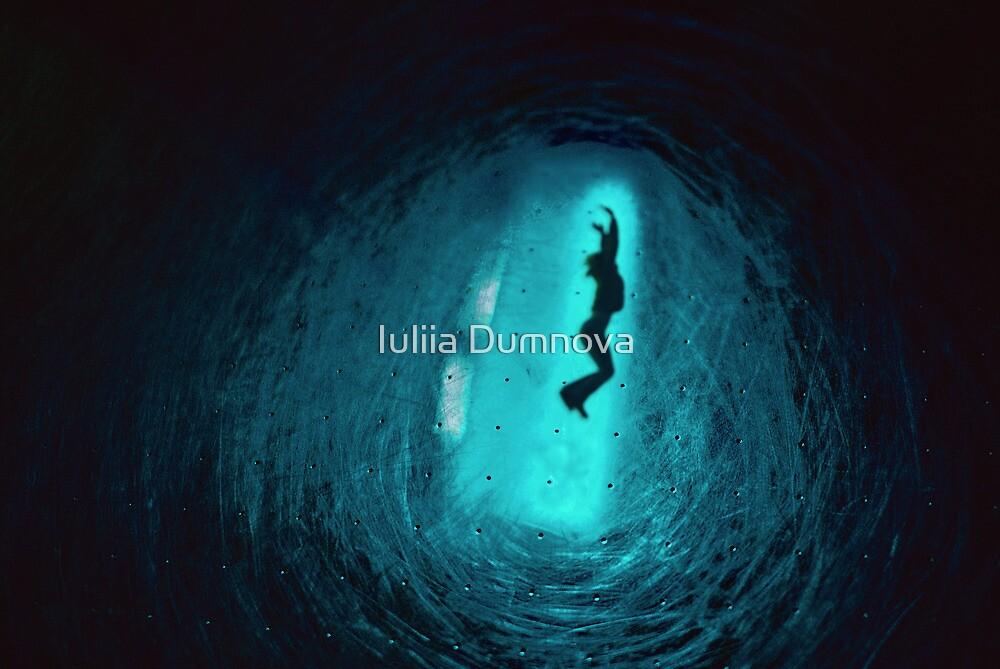 attempt to escape by Iuliia Dumnova
