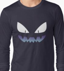 Pokemon - Haunter / Ghost (Shiny) Long Sleeve T-Shirt