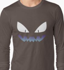 Pokemon - Haunter / Ghost (Shiny) Long Sleeve T-Shirt