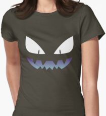 Pokemon - Haunter / Ghost (Shiny) Womens Fitted T-Shirt