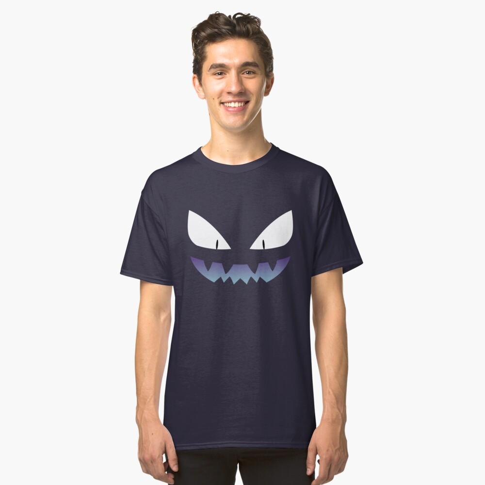 Pokemon - Haunter / Ghost (Shiny) Classic T-Shirt Front