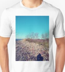 #landscape #nature #tree #season #outdoors #leaf #wood #flower #environment #field #sky #agriculture #horizontal #colorimage #plant #nopeople #autumn #day #ruralscene #scenicsnature #nonurbanscene Unisex T-Shirt