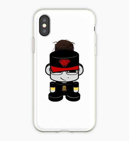 Oyo Yo O'BOT Toy Robot 2.0 iPhone Case