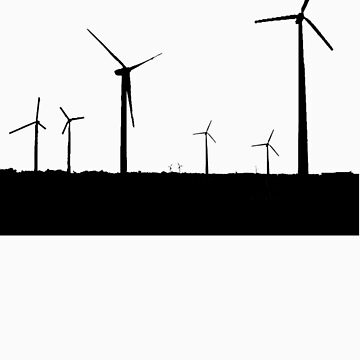 Wind Turbine by marksmagiceye