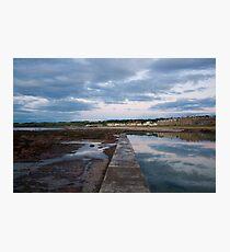 Milsey Bay, North Berwick Photographic Print