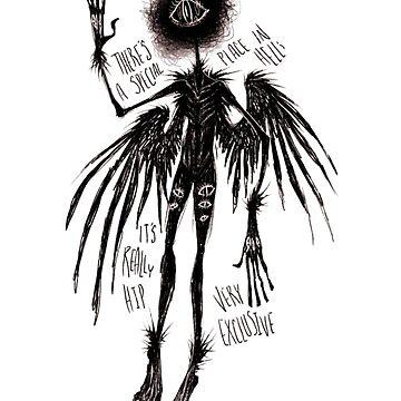 Dark Angel Proverb by nekhebit