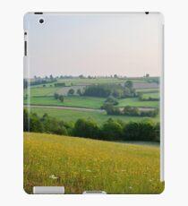 a desolate Belgium landscape iPad Case/Skin