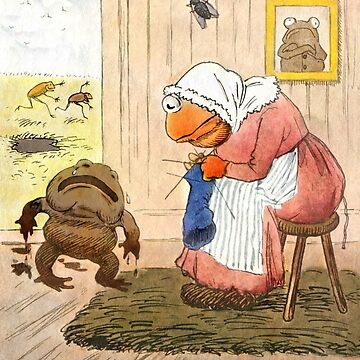 Grandma it Hurts - Mor Mor Det Gjoer saa aa Loepe by dianegaddis