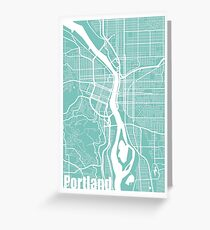Portland Greeting Card