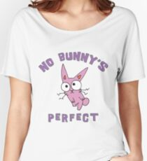"""Easter """"No Bunny's Perfect"""" Women's Relaxed Fit T-Shirt"""
