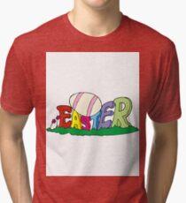 Easter Tri-blend T-Shirt