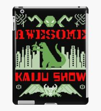 Awesome Kaiju Show iPad Case/Skin
