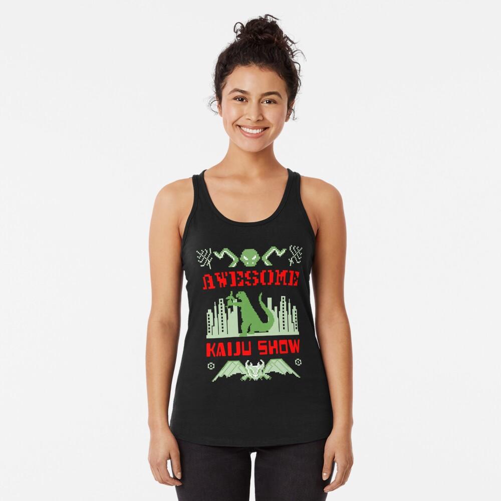 Awesome Kaiju Show Women's Tank Top Front