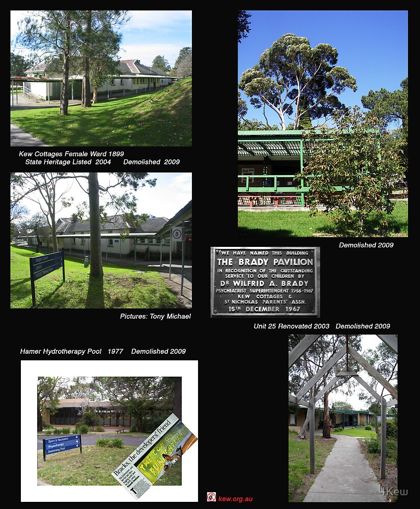 Kew Cottages History. by 4Kew