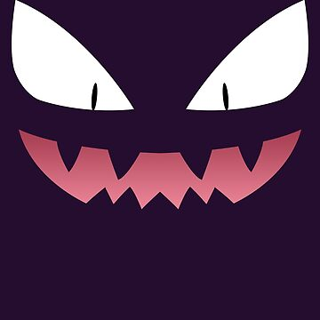 Pokemon - Haunter / Ghost by zefiru