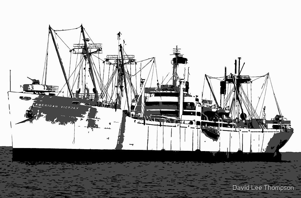 Victory Ship by David Lee Thompson