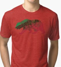 Kalifornien stark Vintage T-Shirt