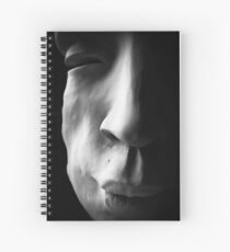 negotiate your escape Spiral Notebook