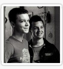 Ian et Mickey - Gallavich Sticker