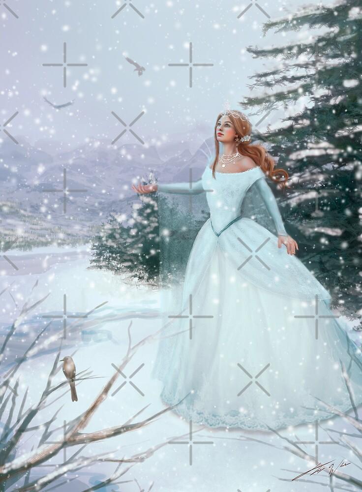 Winter Joy by Tanya Varga