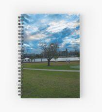 Hawthorne Tree Spiral Notebook
