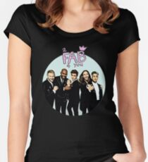 QUEER EYE Women's Fitted Scoop T-Shirt