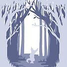 Purple forest by ssamyn03