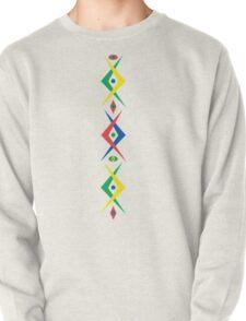 retro curve  primary T-Shirt