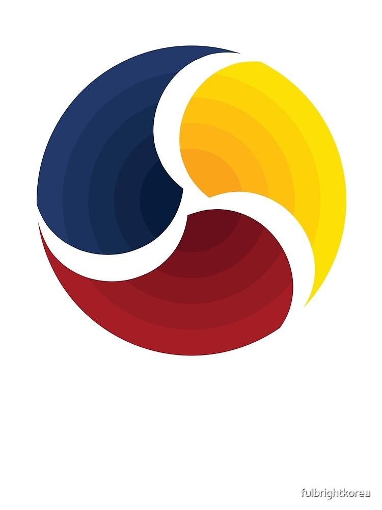 Fulbright Korea Alumni Big Logo by fulbrightkorea