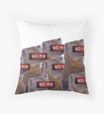 nanatan with pain nullification 2 Throw Pillow