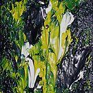 Lilies in the Night by aaeiinnn
