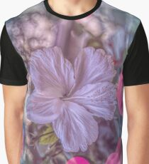 Hibiscus #5 Graphic T-Shirt