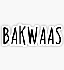 Bakwaas Sticker