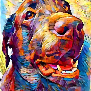 Labrador Retriever 5 by ChrisButler