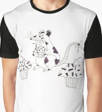 If you give a Rat a Cupcake Graphic T-Shirt